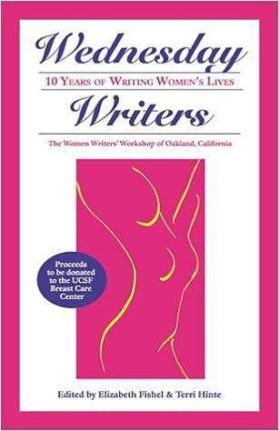 Wednesday Writers: 10 Years of Writing Women's Lives