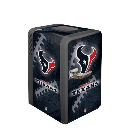 NFL Houston Texans Portable Party Fridge, 15 - Outlet Houston In