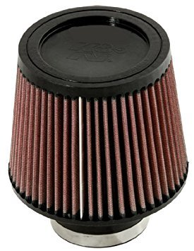 K/&N Filters RU-0600 Car and Motorcycle Universal Rubber Filter