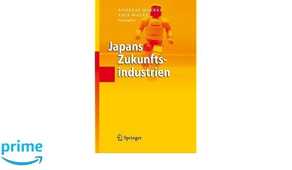 japans zukunftsindustrien moerke andreas walke anja