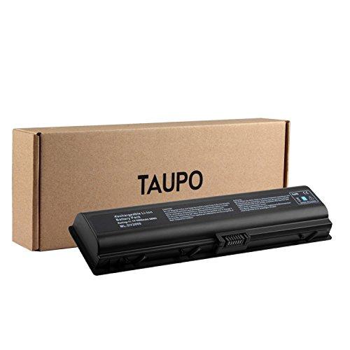 Hewlett Packard Pavilion Dv6000 (TAUPO Laptop Battery for HP Pavilion DV6500 DV6000 DV2700 DV2500 DV2100 DV2000, fits P/N 46506-001 HSTNN-LB42 [Li-ion 6-Cell] - 12 Months Warranty)