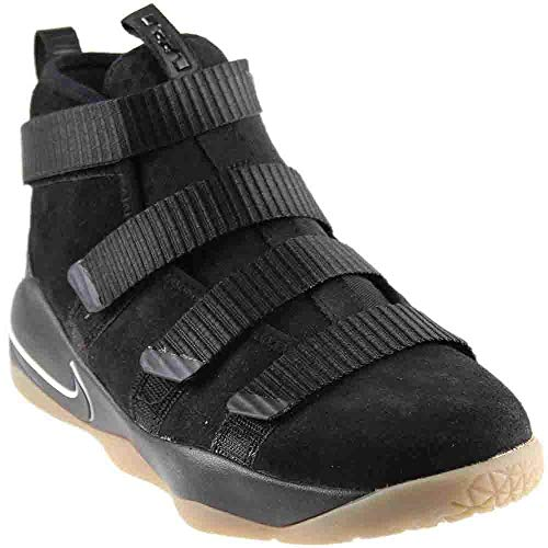 Nike Kids' Pre School Lebron Soldier XI Basketball Shoes (PS)