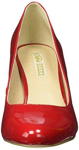 Pompe Di Brevetto C404a-1 P2010l Bufali Damen Rot (rosso)