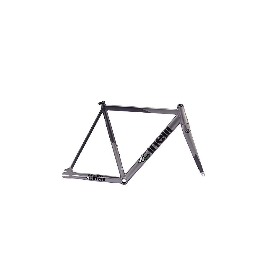 Cinelli MASH Bolt 2.0 Bicycle Frameset Grey XS