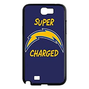 Samsung Galaxy Note 2 N7100 Phone Case Football NFL San Diego Chargers Personalized Cover Cell Phone Cases GKZ167899