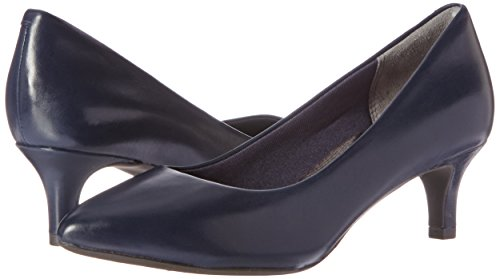 Rockport Women's Total Motion Kalila Dress Pump, Deep Ocean Nappa, 10 M US by Rockport (Image #6)