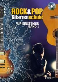 Gerald Weiser - Rock & Pop Guitarra Escuela para principiantes con ...