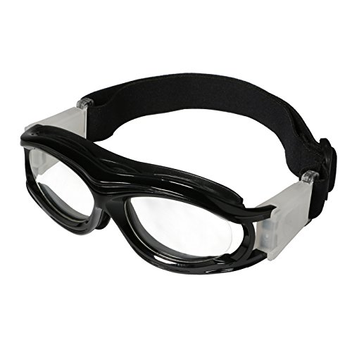 d566d373773 Kids Sports Goggles Outdoor Eye Protection Impact-resistant Glasses Eyewear  with Adjustable Strap Removable Headband for Children Basketball Golf Rugby  ...