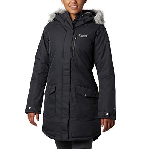Columbia Suttle Mountain Long Insulated Jacket Suttle Mountain Chaqueta Larga Aislada Mujer