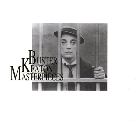 BUSTER KEATON MASTERPIECIES キートンDVD-BOX B00005AGBO