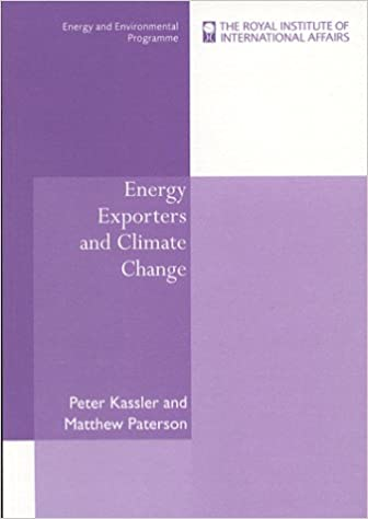 Varaa äänilataukset ilmaiseksi Energy Exporters and Climate Change PDF PDB