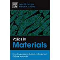 Voids in Materials: From Unavoidable Defects to Designed