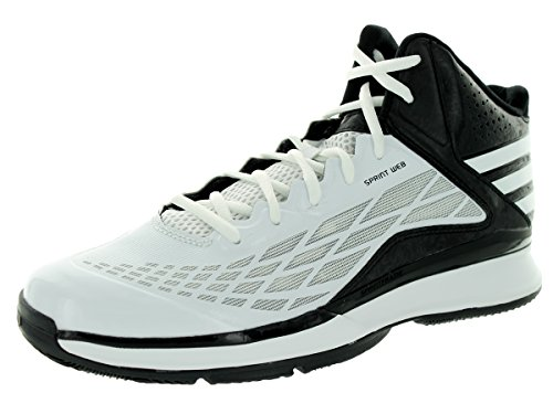 adidas Performance Men's Transcend Basketball Shoe Ftwwht/Ftwwht/Cblack sale new styles for sale cheap price outlet sale VpCVh