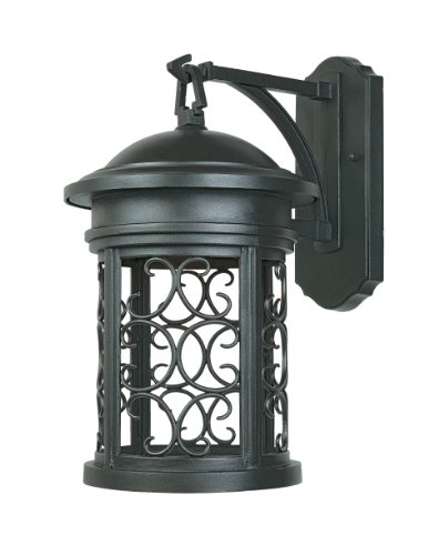 Designers Fountain 31121-ORB Ellington-DS Wall Lanterns, Oil Rubbed Bronze by Designers Fountain