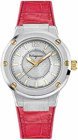 Salvatore Ferragamo Women's F-80 Watch, Style: FIG140016