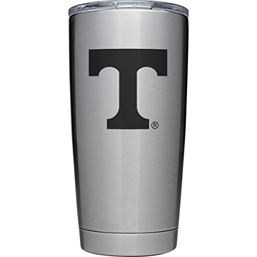 - YETI Officially Licensed Collegiate Series Rambler, 20oz Tumbler, University of Tennessee