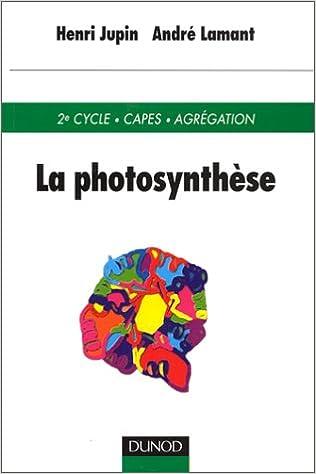 Livre gratuits en ligne La Photosynthèse pdf, epub ebook