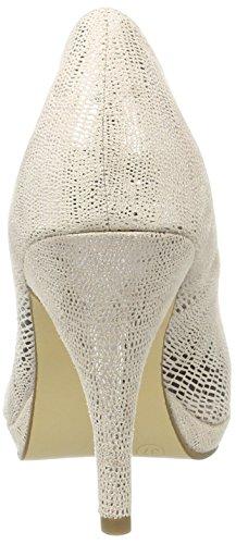 Tamaris 22407, Zapatos de Tacón para Mujer, 50 EU Rosa (ROSE STRUCTURE 579)