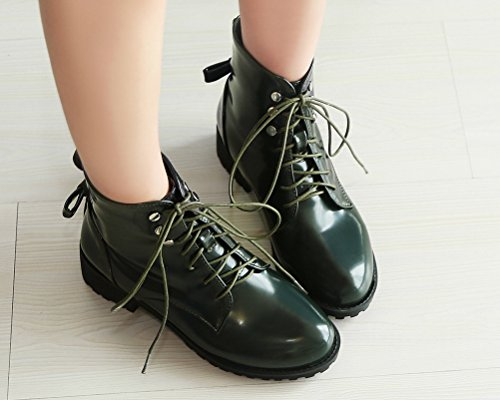 Army Winter HiTime Green Anfibi Donna 1SxvRn