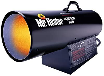 Mr. Heater MH170FAVT 170,000-BTU Forced-Air Propane Heater