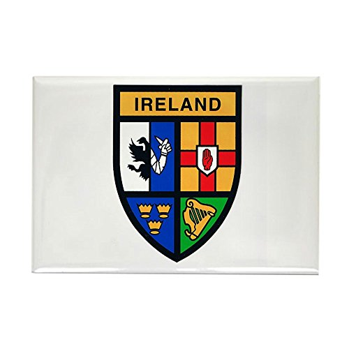 CafePress - Ireland - Rectangle Magnet, 2