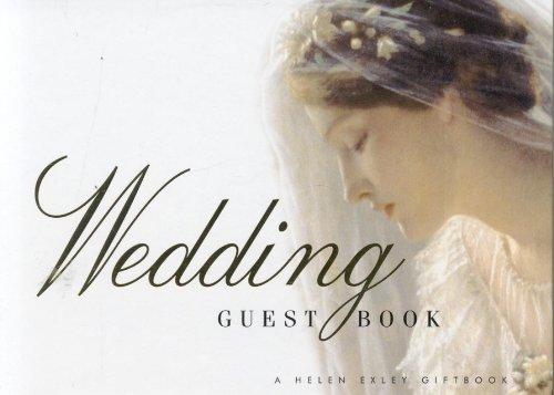Wedding Guest Book (Helen Exley Giftbooks)