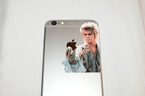 Mini David Bowie in Labyrinth Decal for iPhone 6 Plus / 6s Plus (5.5