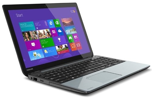 """Toshiba Satellite® S55t-A5389 Laptop Computer With 15.6"""" ..."""