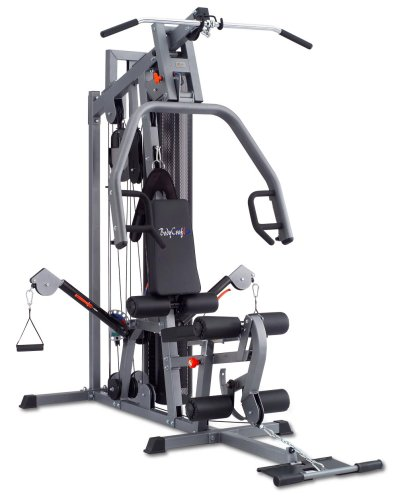 BodyCraft XPress Pro 200lb. Single Stack Gym, w/FCA