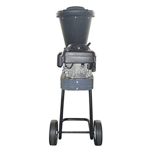 SwitZer Heavy Duty 3KW Garden Petrol Chipper Shredder 159CC 4 Stroke