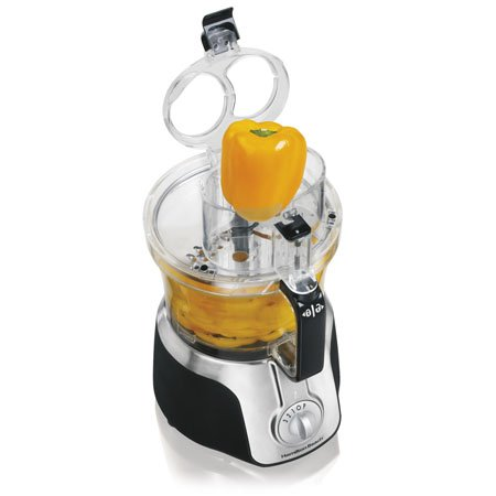 Hamilton Beach 14-Cup Food Processor, with Additional 5-Cup Bowl & Big Mouth Feed Tube (70579)