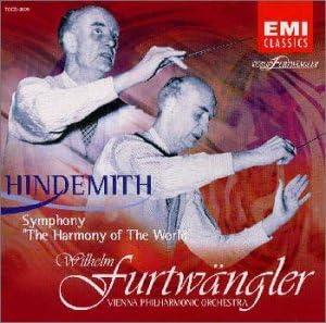 ヒンデミット:交響曲「世界の調和」