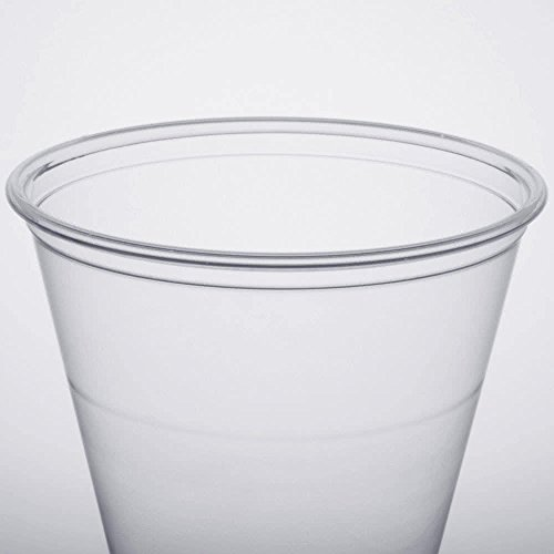 Dart 5C 5 oz Ultra Clear PET Plastic Cup (Case of 2500) by DART (Image #2)