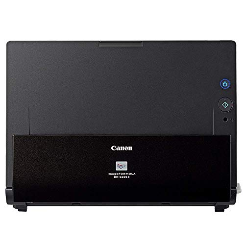 Canon imageFORMULA DR-C225 II Office Document Scanner (Renewed) (Best Mac Applications To Edit Photos)