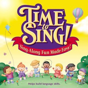 center for creative play various artists time to sing sing along fun made easy. Black Bedroom Furniture Sets. Home Design Ideas