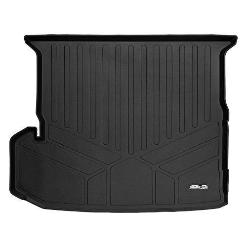 SMARTLINER Cargo Trunk Liner Floor Mat Behind 2nd Row Black for 2018-2019 Lexus RXL with 3rd Row Seats - All Models