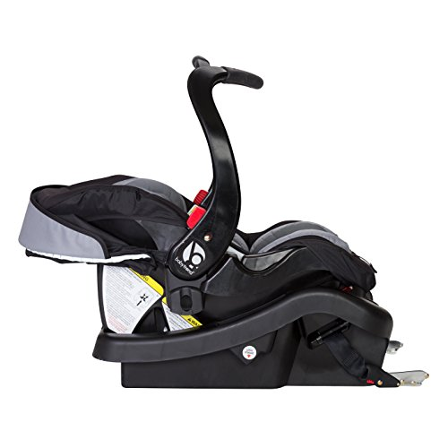 Baby Trend Secure Snap Tech 32 Infant Car Seat, Zinc by Baby Trend (Image #1)