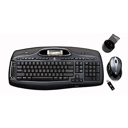 fb7915112d9 Amazon.com: Logitech Cordless Desktop MX 5000 Laser (967558-0403):  Electronics
