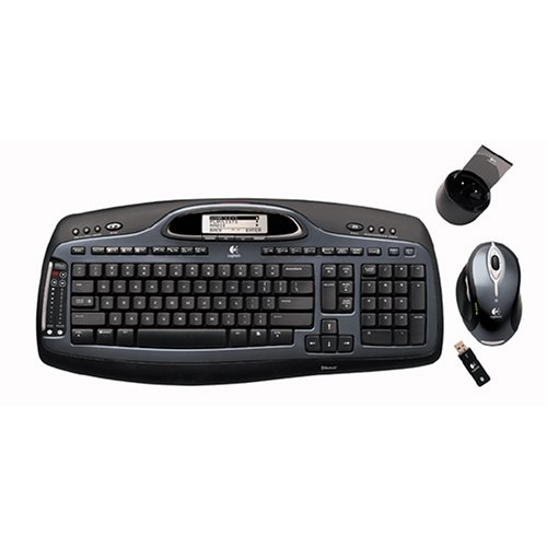 Logitech Cordless Desktop Laser 967558 0403