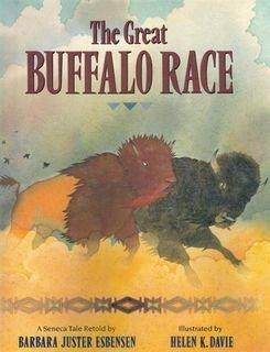 The Great Buffalo Race: How the Buffalo Got Its Hump