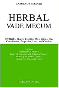 Herbal Vade Mecum: 800 Herbs, Spices, Essential Oils