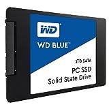 WD Blue 1TB Internal SSD Solid State Drive - SATA 6Gb/s 2.5 Inch - WDS100T1B0A