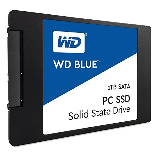 WD Blue SATA 1TB PC SSD Review