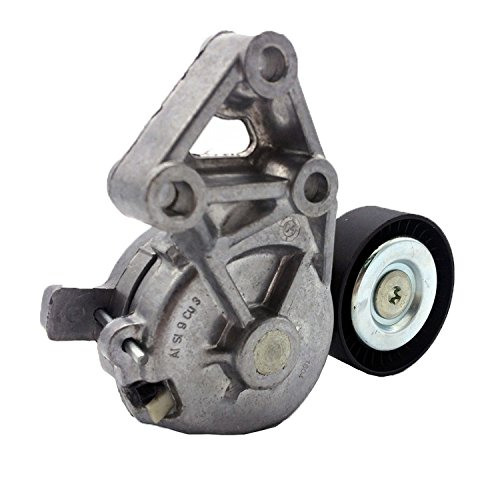 New 38307 Serpentine Accessory Belt Tensioner with Pulley For VW Beetle Jetta TDI 1.9L Diesel 038903315AE