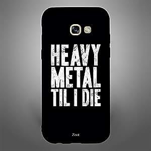 Samsung Galaxy A5 2017 Heavy Metal