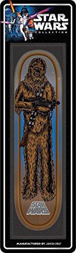 Santa Cruz Star Wars Chewbacca Collectible Skateboard Deck, Assorted, 31.7