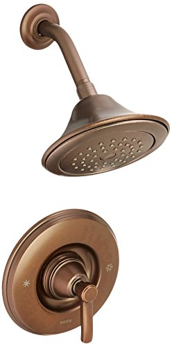 Moen TS3212ORB Rothbury Moentrol Volume Control Shower Trim Kit without Valve, Oil-Rubbed Bronze ()