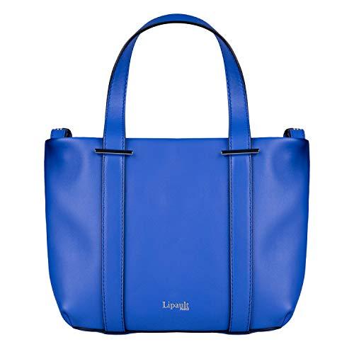 Lipault - By The Seine Nano Tote Bag - Small Top Handle Handbag for Women - Cobalt Blue