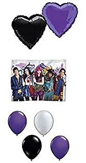 Amazon.com: Disney The Descendants # 2 feliz cumpleaños ...