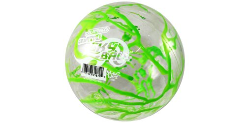 Maui Toys Jumbo Graffiti Skyball -120mm (Colors May - Balls Toys High Bounce